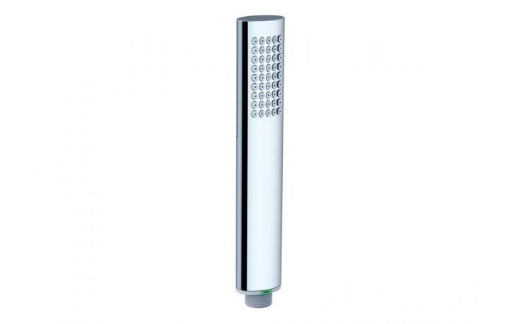 RAVAK 954.00 sprchová růžice oval mini 36x216x25mm, 1 funkce, chrom X07P114