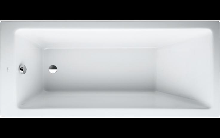 LAUFEN PRO vestavná vana 1700x750mm akrylátová, bílá 2.3795.0.000.000.1