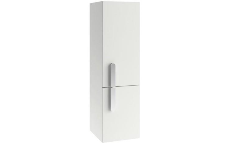 Nábytek skříňka Ravak Chrome SB 350 R 35x37x120 cm bílá/bílá