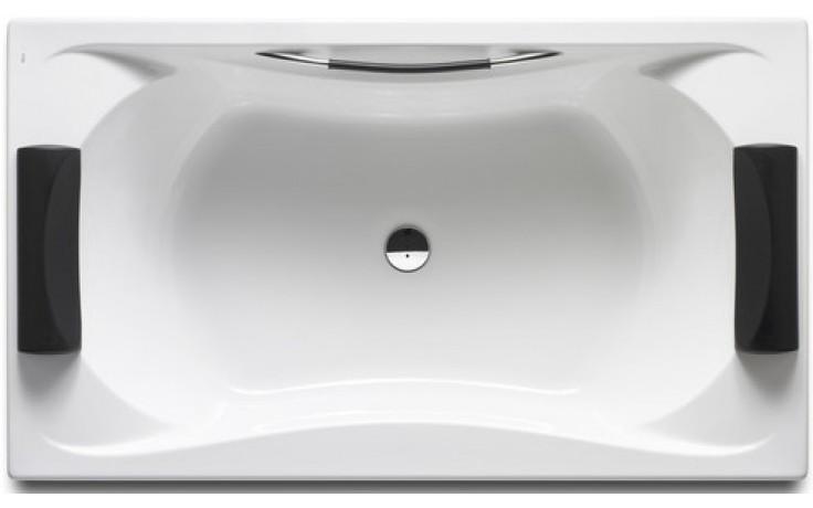 ROCA BECOOL BIPLAZA vana tvarovaná 1900x1100x420mm akrylátová bílá 7247989001
