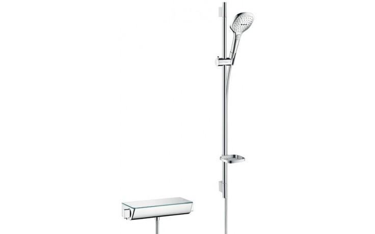 HANSGROHE ECOSTAT COMFORT sprchová souprava Raindance DN15 s termostatem, chrom 27039000