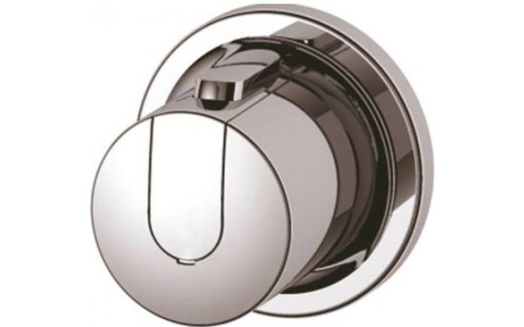 Ventil podomítkový Ideal Standard - CeraTherm 100 NEW vícecestný, vrchní díl  chrom