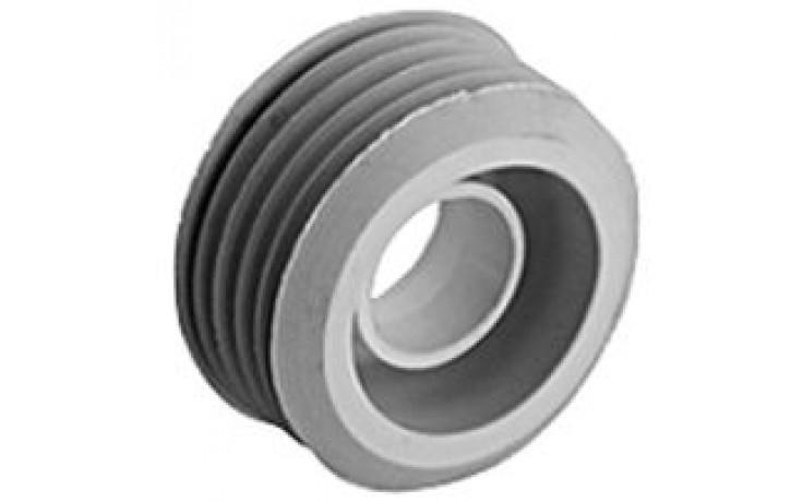 SCHELL vnitřní spojka k WC, Ø55mm, guma