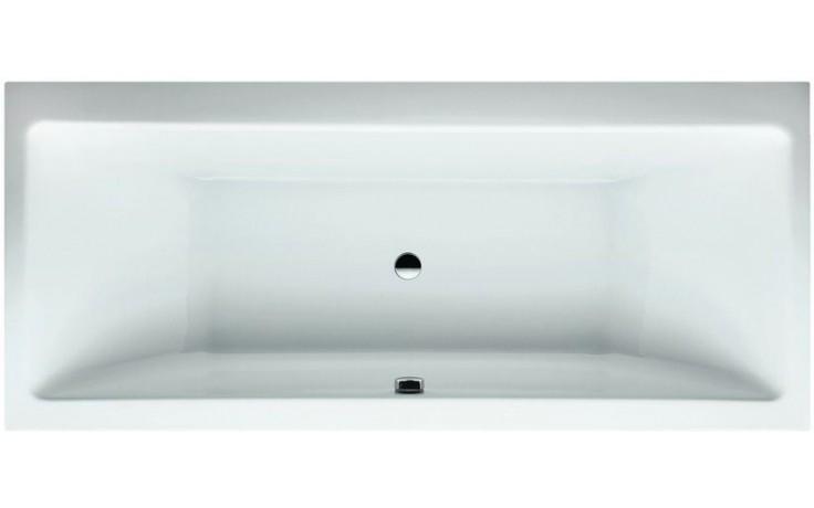 LAUFEN PRO vestavná vana 1800x800mm, akrylátová, bílá