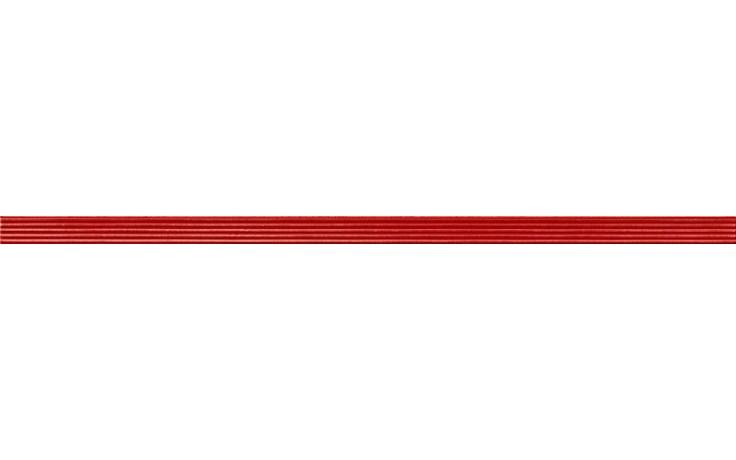 IMOLA ANTIGUA listela 2x60cm red, L.RILIEVI 2R