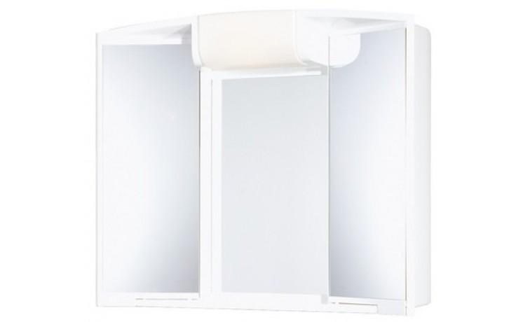 JOKEY ANGY zrcadlová skříňka 59x15x50cm plast, bílá