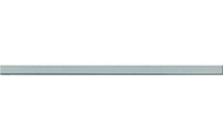 Listela Rako Vanity 2x39,8cm sv.šedomodrá