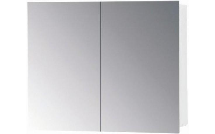 CONCEPT 300 zrcadlová skříňka 60x15x60cm, wenge