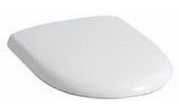KERAMAG 4U klozetové sedátko z Duroplastu, s automatickým pozvolným sklápěním, bílá 574410000