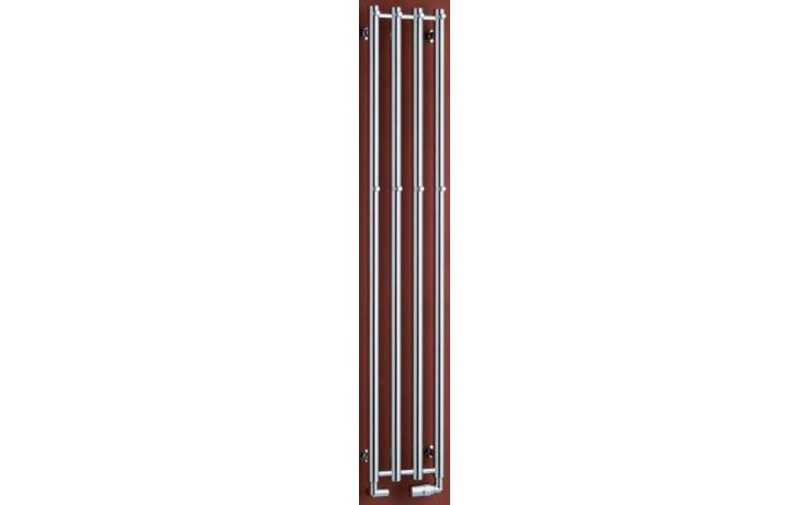P.M.H. ROSENDAL R1C/6 koupelnový radiátor 420x950mm, 372W, chrom