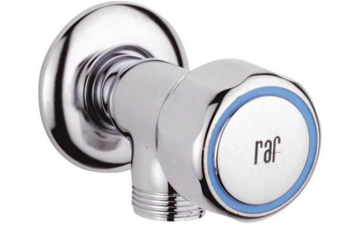 """RAF RIO pračkový ventil 3/4"""", chrom"""
