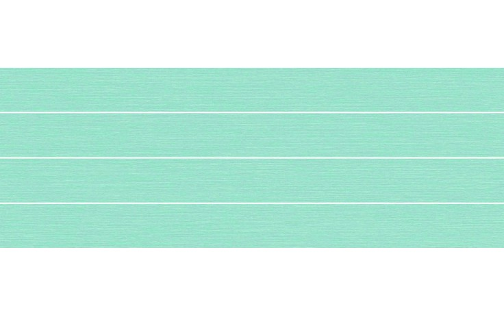 Obklad Keraben Lineas Thai Aqua 25x70 cm sv.modrá