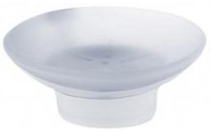 Doplněk mýdlenka Nimco kulatá  rosené sklo matné