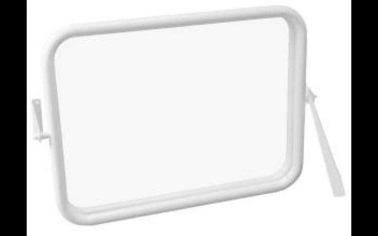 JIKA UNIVERSUM zrcadlo 600x450mm, bez páčky, nastavitelné, nerez