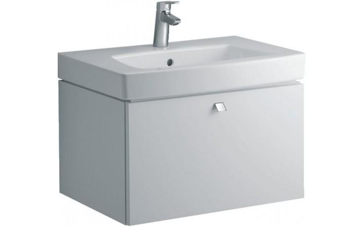 IDEAL STANDARD VENTUNO umyvadlo 700x540mm nábytkové s otvorem bílá T001701