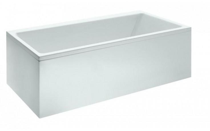 Příslušenství k vanám Laufen - Living boční panel  pravý 80 cm bílá