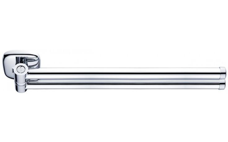 NIMCO SIMONA držák na ručník 430mm, dvojitý, otočný, chrom