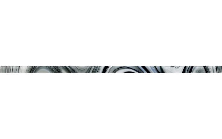 IMOLA HALL listela 3x60cm black, L.LIQUA 2