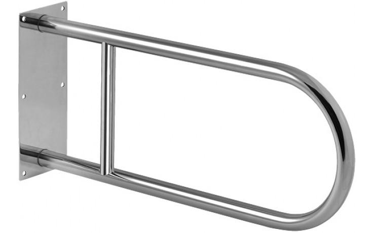 SANELA SLZM03D madlo 900mm, pevné, nerez lesk