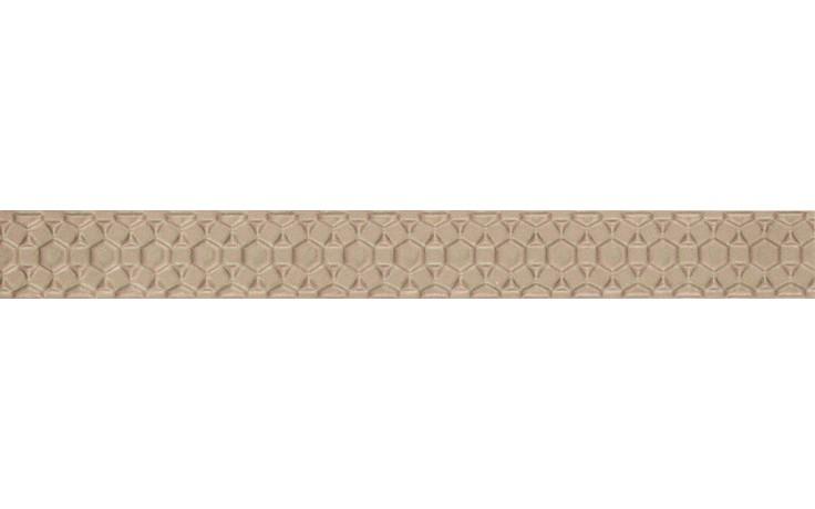 MARAZZI COVENT GARDEN listela, 4x36cm, brown