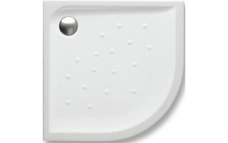 Vanička keramická Roca - Malta 90x90x4,5 cm bílá