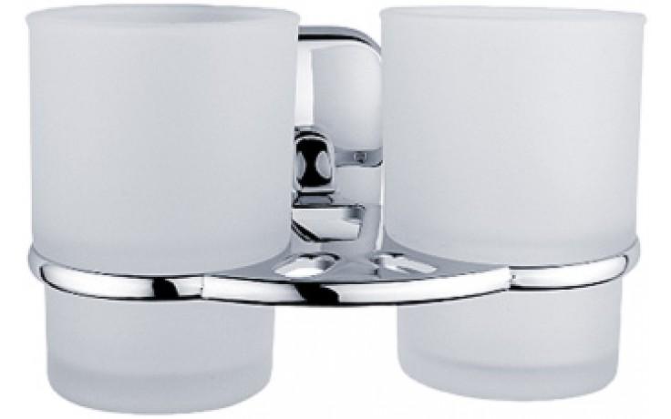 NIMCO SIMONA držák skleniček 155x95x115mm chrom SI 7258D-C-26