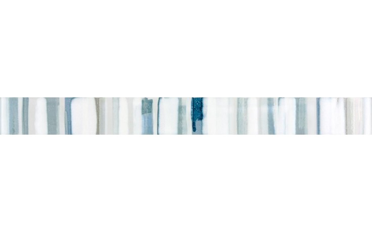 RAKO MAJOLIKA listela 60x6cm, vícebarevná
