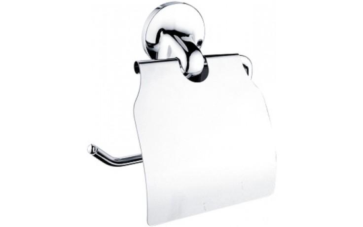 Doplněk držák toal. papíru Nimco Monolit s krytem  chrom