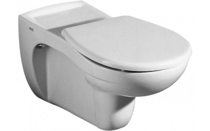 WC závěsné Keramag odpad vodorovný Vitalis vč. přívodní trubky 6 l bílá
