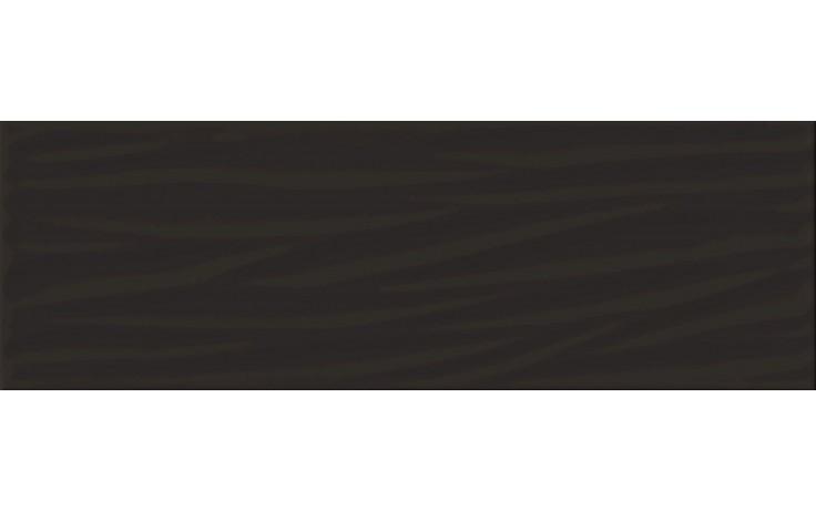 IMOLA ANTIGUA N1 dekor 20x60cm black