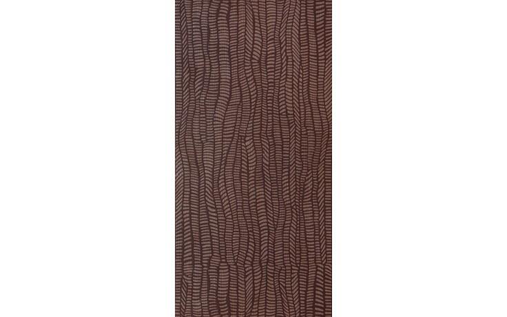 RAKO DEFILE rozeta 30x60cm hnědá DDRSE361