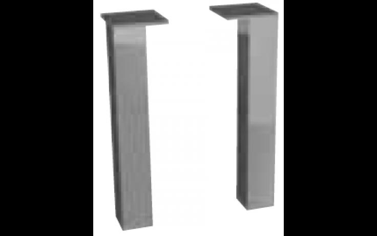 Příslušenství k nábytku Jika - Cube nohy 240mm chrom
