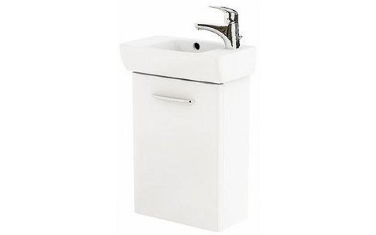 KOLO NOVA PRO koupelnová sestava umývátko 45cm a spodní skříňka, lesklá bílá M39003000