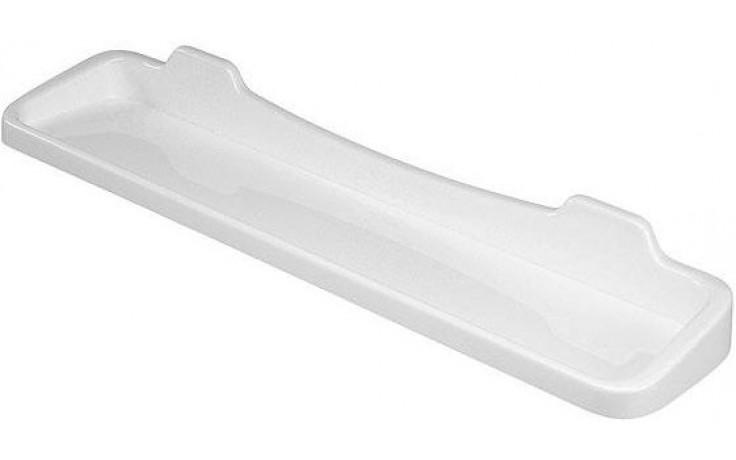 AMIRRO polička 60cm, plast, bílá