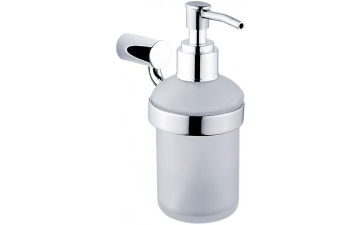 NIMCO BORMO dávkovač na tekuté mýdlo 71x135x170mm chrom BR 11031C-26