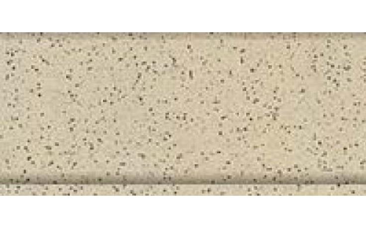 RAKO TAURUS GRANIT sokl s požlábkem 20x9cm, sahara