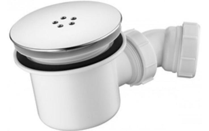 IDEAL STANDARD odpadová garnitura ke sprchové vaničce Simplicity Stone, vč. sifonu, chrom L6307AA