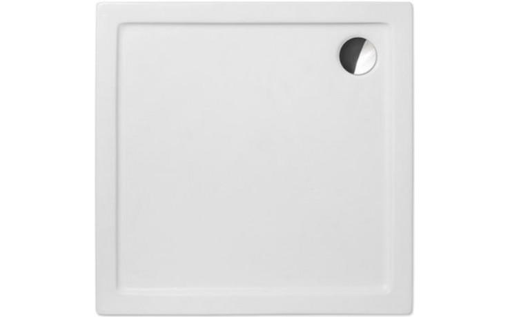ROLTECHNIK FLAT KVADRO sprchová vanička 900x900x50mm akrylátová, čtvercová, bílá