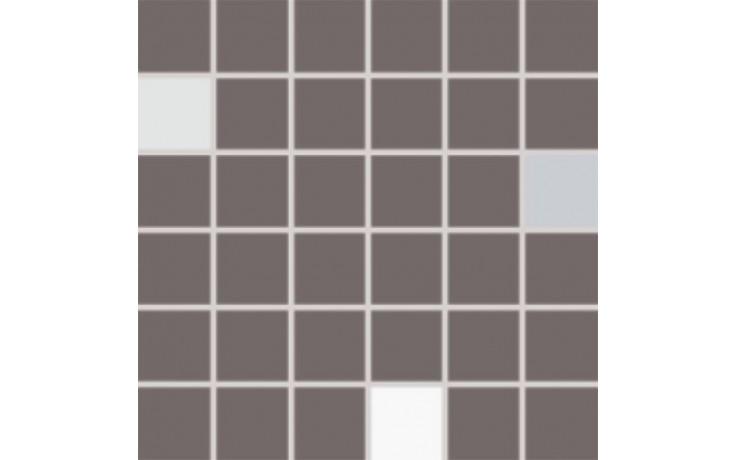 Obklad Rako Concept Plus mozaika 5x5 (30x30) cm vícebarevná lesklá