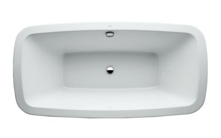 Vana plastová Laufen - Palomba vestavná verze 180x90 cm bílá