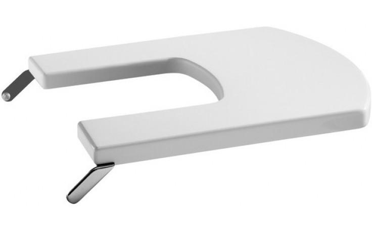 ROCA HALL poklop bidetu, odnímatelný, s antibakteriální úpravou, bílá 7806620004