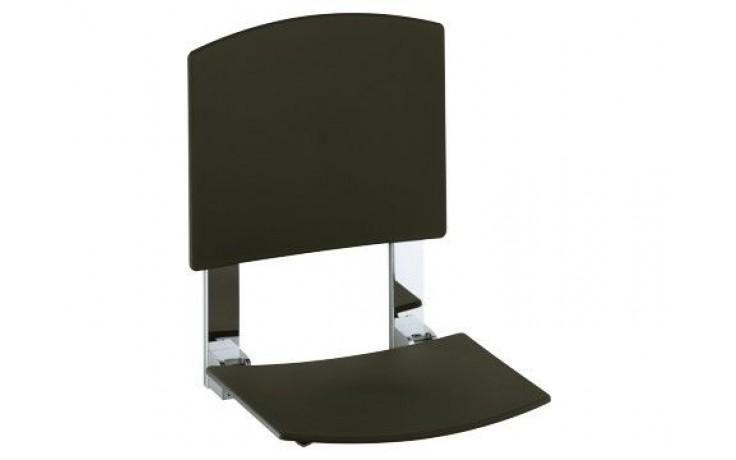 Doplněk sedátko do sprchy Keuco Plan Care 34982010037  chrom/tmavě šedá