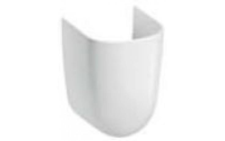 Polosloup Keramag Renova Nr.1 Plan k umývátku bílá