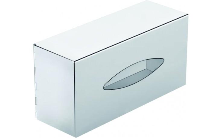 JIKA GENERIC zásobník na papírové ubrousky 258x127x90mm leštěná nerez 3.863D.2.004.000.1