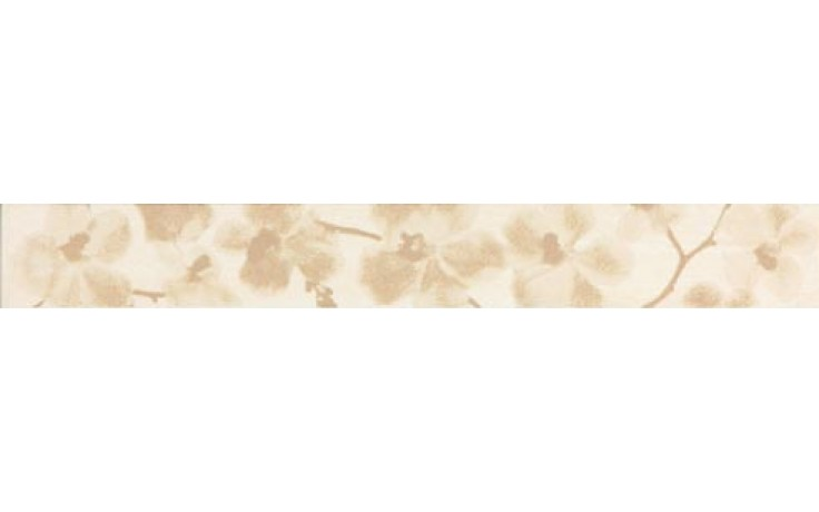 Listela Rako Lazio 25x3,2 cm béžová