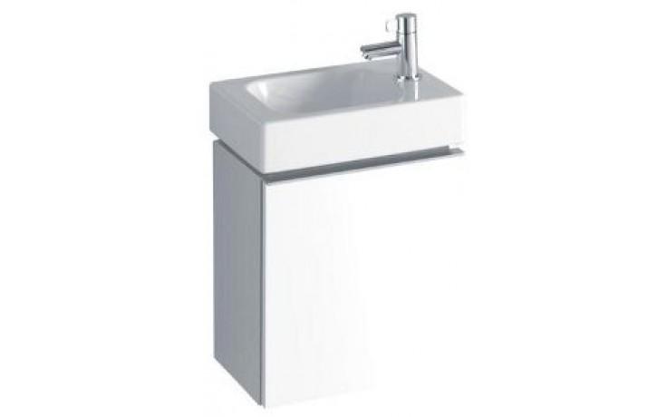 Nábytek skříňka pod umývátko Keramag iCon 37x41,2x26,1 cm bílá lesklá (Alpin)