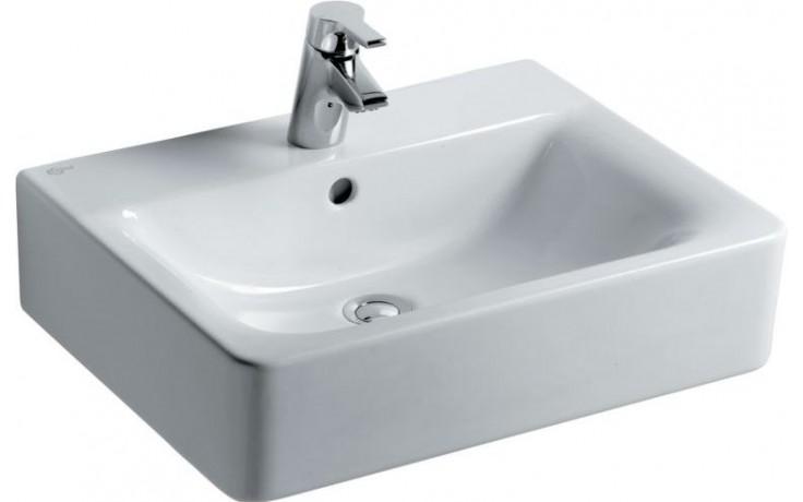 Umyvadlo klasické Ideal Standard s otvorem Connect 500x460x175mm bílá Ideal Plus