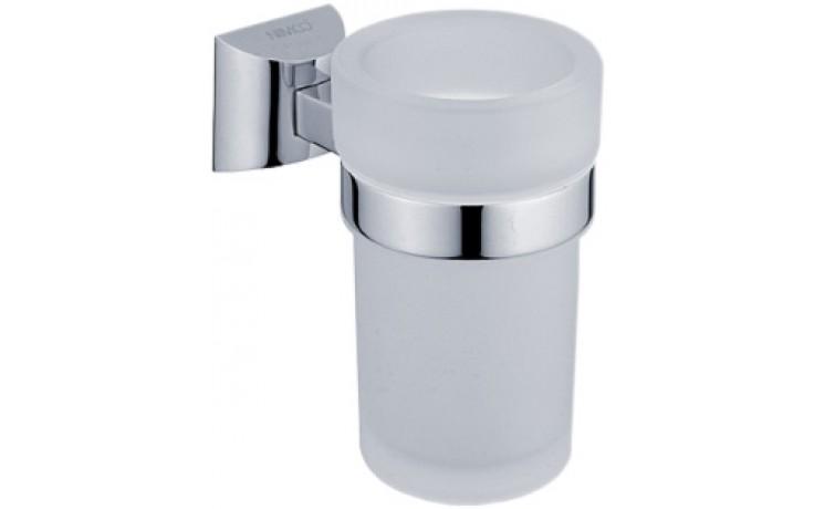 NIMCO PALLAS ATHÉNA držák se skleničkou 70x112x116mm chrom PA 12058W-26