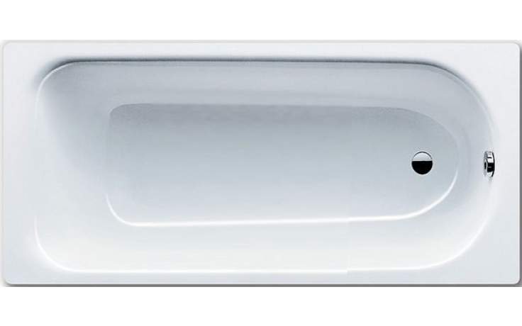 KALDEWEI EUROWA 310 vana 1500x700x390mm, ocelová, speciální, bílá Antislip 119630000001