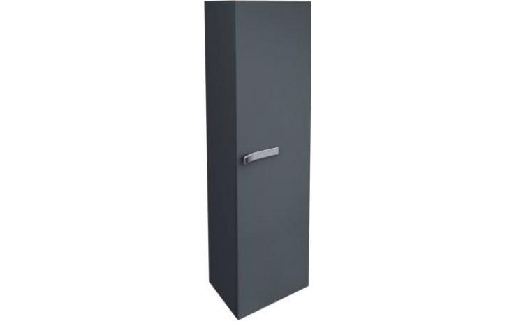 IDEAL STANDARD STRADA skříňka vysoká 400x300mm lesklý lak šedý K2466WH